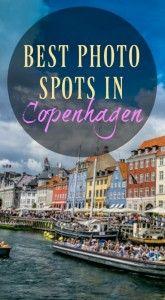 Best Photo spots in Copenhagen Denmark