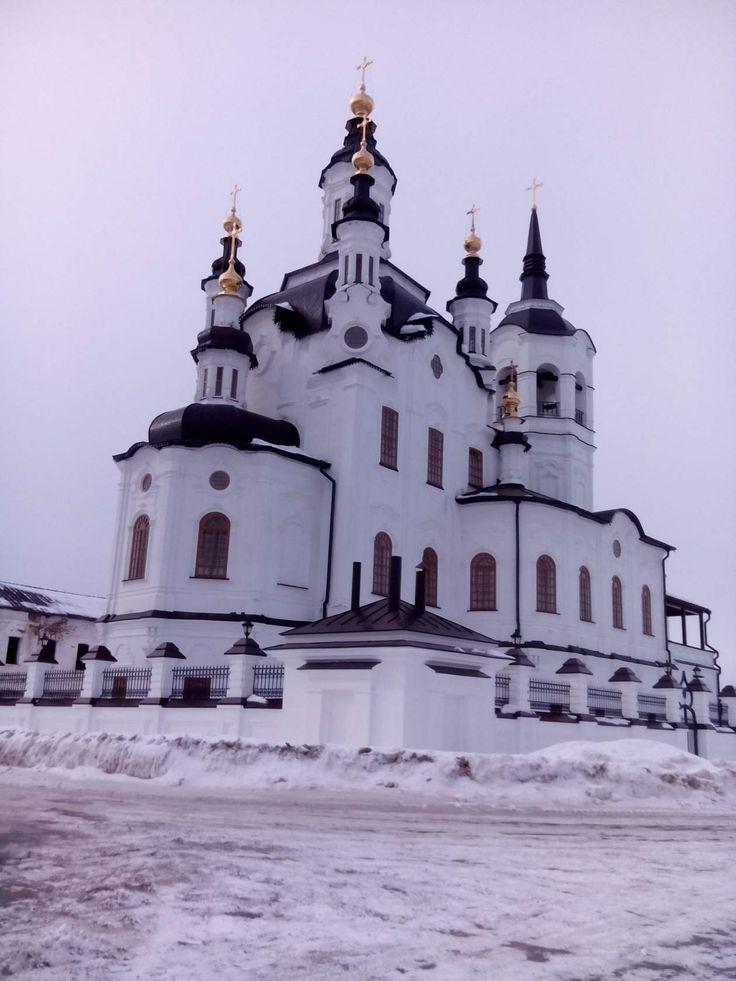 Церковь Елизаветы и Захария. Тобольск.
