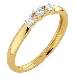 Paletti Jewelry - Amelie (timanttisormus, K100-406KK) NordicJewel.fi