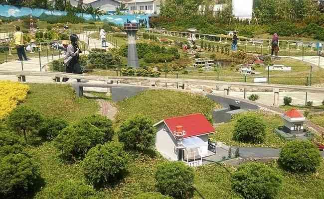 taman miniatur kereta api lembang bandung