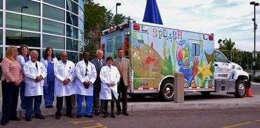 Hurley SPLASH ambulance.JPG