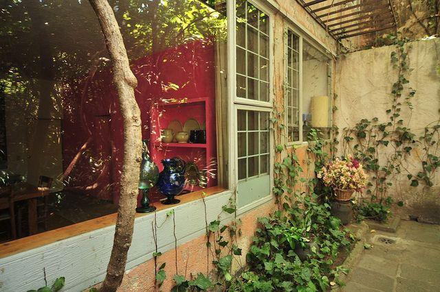Casa Estudio Luis Barragán #Arquitectura #Color