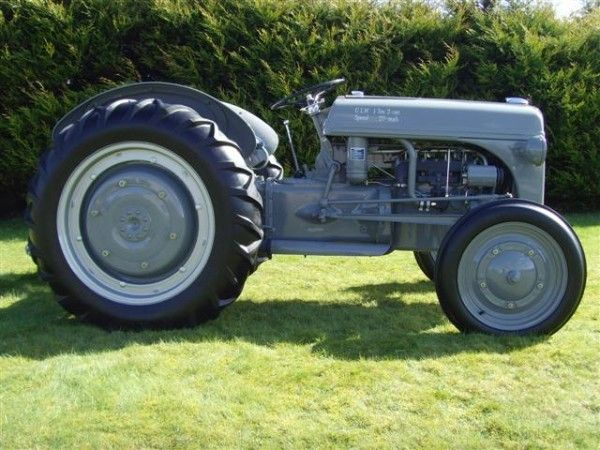 Ford Ferguson Tractor : Best images about ford n on pinterest