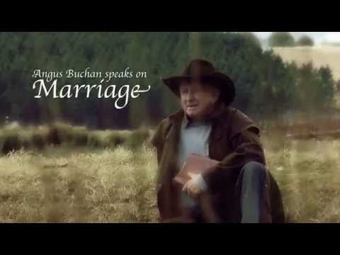 The Helper. A godly marriage takes perseverance from both the husband and the wife....Angus Buchan