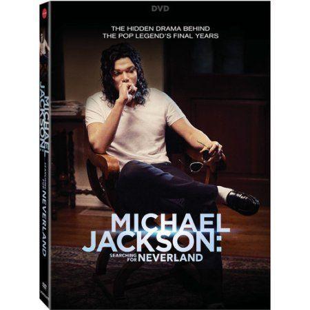Michael Jackson Searching For Neverland Dvd Walmart Com Michael Jackson Michael Jackson Merchandise Jackson