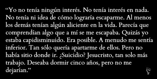 Charles #Bukowski - La Senda del Perdedor [frag.]