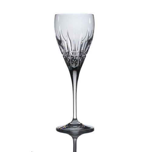 Mikasa Royal 9-Ounce Wine Glass by Mikasa. $19.39. Glass - Lead-Crystal. 1 Mikasa Royal 9-ounce Wine Glass. Hand wash recommended. A dazzling pattern crafted from cut lead crystal. The Mikasa Royal stemware collection features a dazzling cut pattern on tall, regal stems that lend elegance and grace to any table. Featuring a full suite of stem and barware, the Royal Collection is an elegant coordinate with any formal or transitional dinnerware pattern.