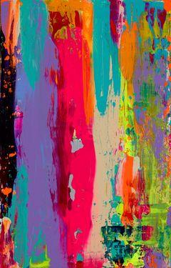 "Saatchi Online Artist Marie Starro; Painting, ""Liquid Mind"" #art"