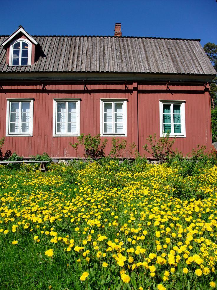 #Seurasaari #museum #summer #Finland