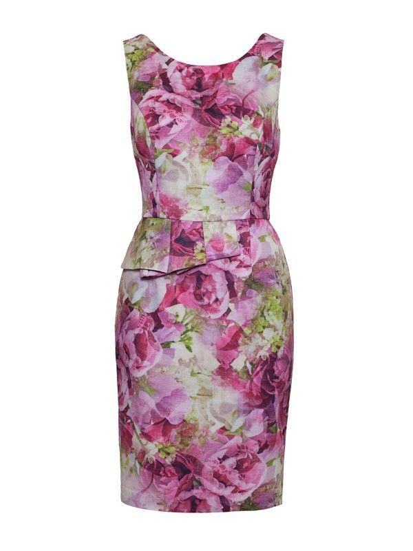 Review Australia | Perfect Peony Dress Multi
