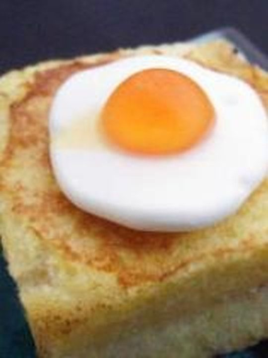 ... Croque Madame on Pinterest | Recette Croquant, Croque Madame and Hot