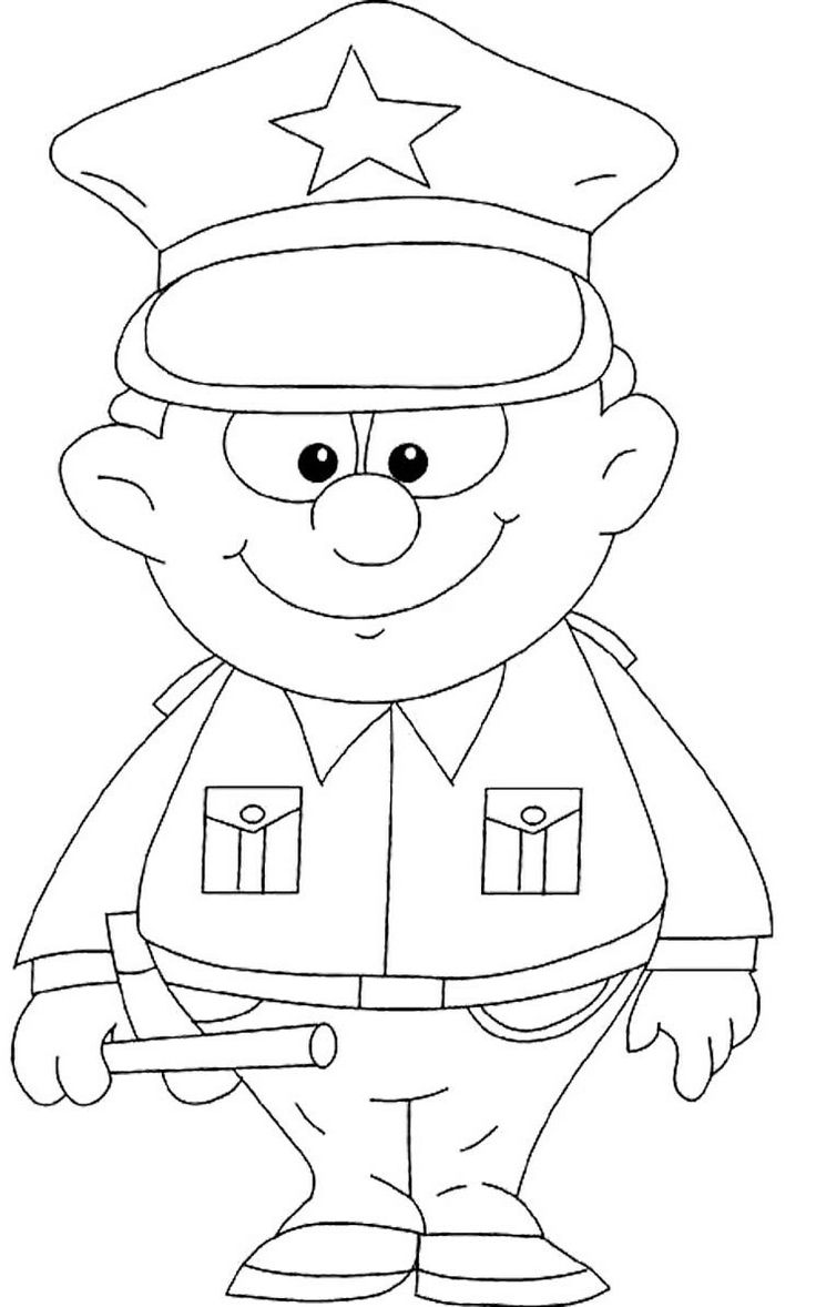 coloring pages space police - photo#29
