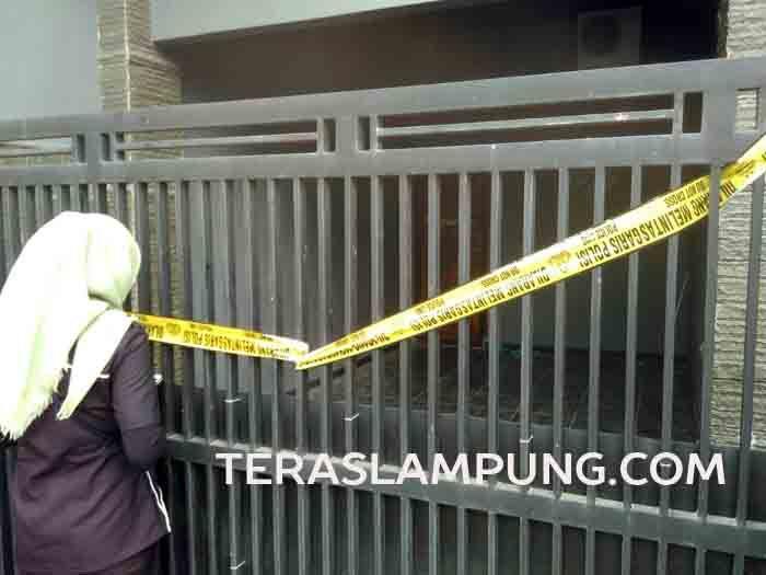 Anak-Istri Polisi Tersangka Pembunuh Anggota Dewan Tinggalkan Rumah