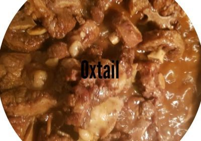 OXTAIL INGREDIENTS 4LBS OF OXTAIL ( WASHED IN WATER WITH SALT) THEN RINSE 1 TSP SALT 2 TSP BLACK PEPPER 2 TBSP GARLIC POWDER 2 TSP PAPRIKA 2 TBS SEASONING SALT OR ALL PURPOSE SEASONING 2 TSP BROWNI…