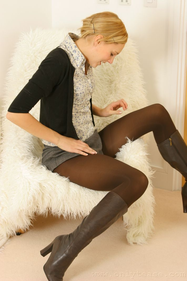 f0bd8d09b37a2 We love all things tights and pantyhose! Black Tights, Black Pantyhose, Opaque  Tights