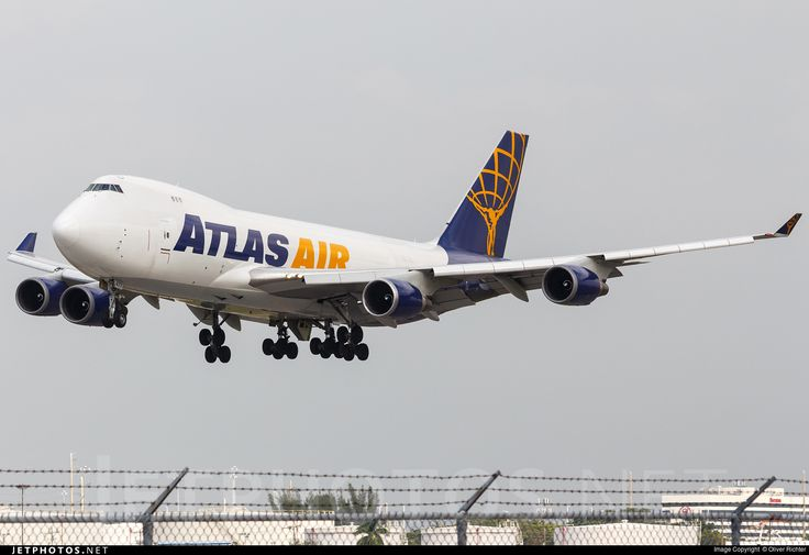 High quality photo of N477MC (CN: 29255) Atlas Air Boeing 747-47UF(SCD) by Oliver Richter