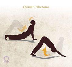 I 5 riti tibetani (che originariamente erano 7) sono semplici ma potenti esercizi che puoi fare ogni mattina per rimettere in moto la tua energia.