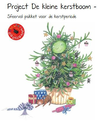 kerst kleuters lesidee kleine kerstboom kleuteruniversiteit