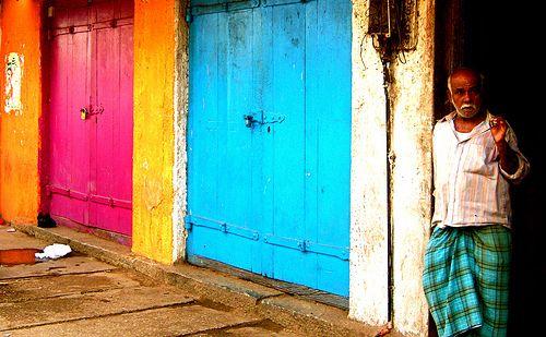 Colorful Contemplation