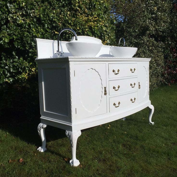 Wish I didn't have to sell this stunning double vanity unit Reloved by Jo.