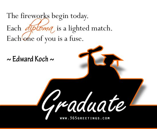 Graduation Quotes - Messages, Wordings and Gift Ideas
