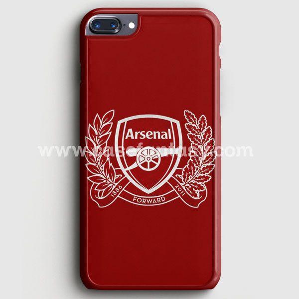 Arsenal Club iPhone 7 Plus Case | casefantasy