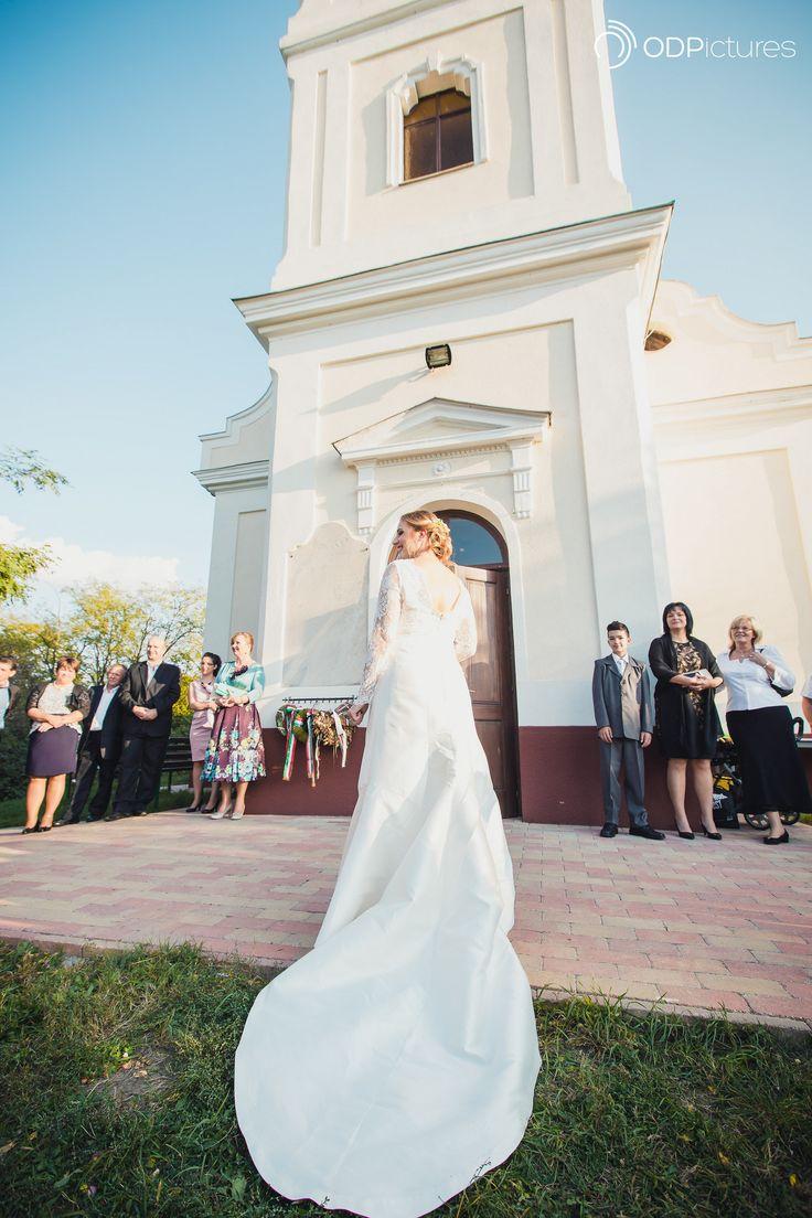 wedding train-dress