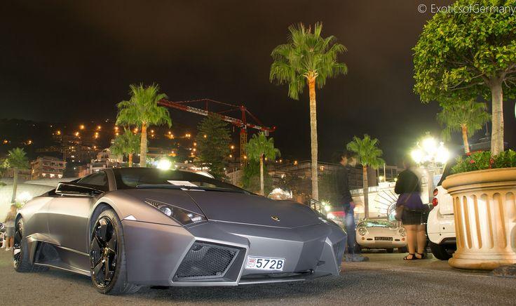 Lamborghini Reventon in Monaco