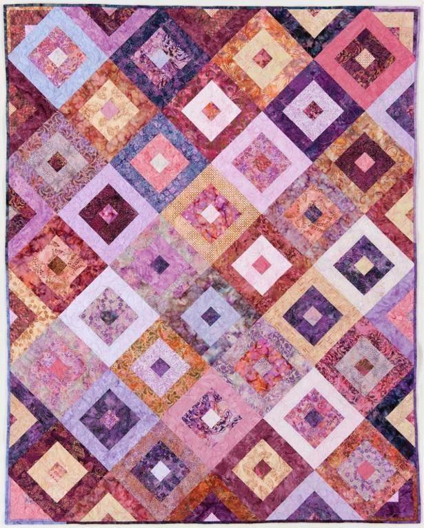Quilts, Quilt Patterns, Batik Quilts