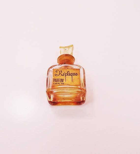 Vintage 1940s Replique by Raphael Paris Parfum Miniature