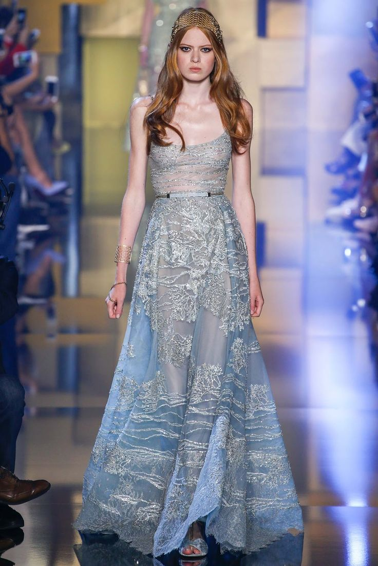 Elie Saab: Haute Couture II | ZsaZsa Bellagio - Like No Other