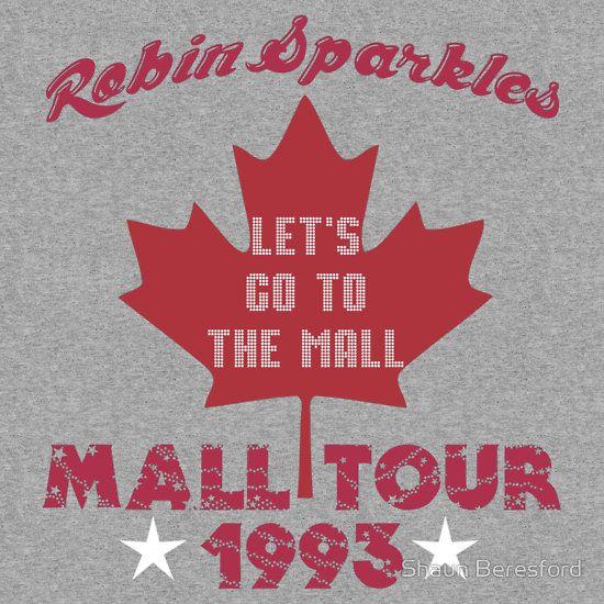 Robin Sparkles Mall Tour 1993