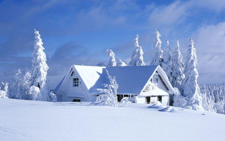 Χιονισμένη Ελλάδα (εικόνες)