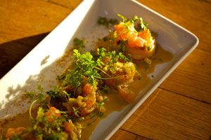 scampi met curry - Piet Huysentruyt