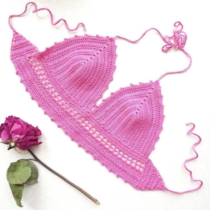 Кроп-топ из хлопка #крючком #хобби #вязание #вязаниекрючком #рукоделие #ручнаяработа #лето #спб #топ #кроптоп #handmade #crochet #croptop #crochetcroptop #vscocam #vsco