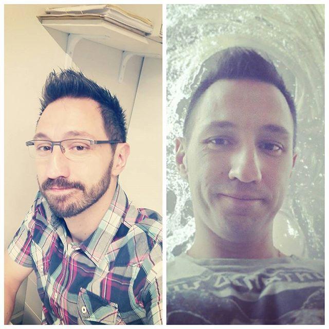 Con barba o sin barba? Con gafas o sin gafas? Que opináis?/ beard or not beard? glasses ir not glasses? You think? #gay #gayman #gayselfie #selfiegay #gaybarba #barbagay #instagay #gayinsta  #beardgay #gaybeard #gayhappy #happygay #gaylook #lookgay #gays #mangay #homo #gaymen #mengay #igersgay #gayigers #gaysummer #summergay #gayweekend #weekendgay #gayhollydays #hollydaysgay #glassgay #gayglass by er_pedrete