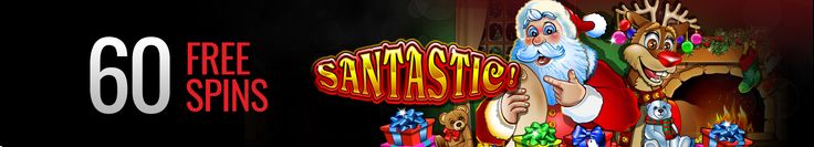 60 Free Weekend Spins on Santastic! Slot at Casino Extreme