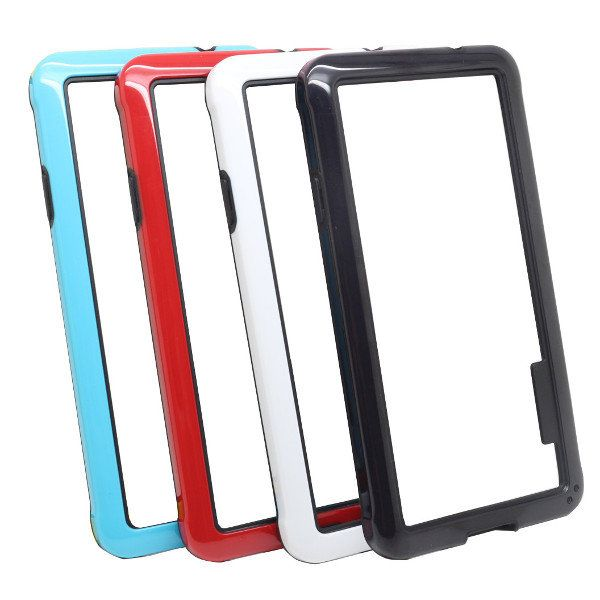 Dual Color PC TPU Bumper Frame Case For Samsung Galaxy Alpha G8508…