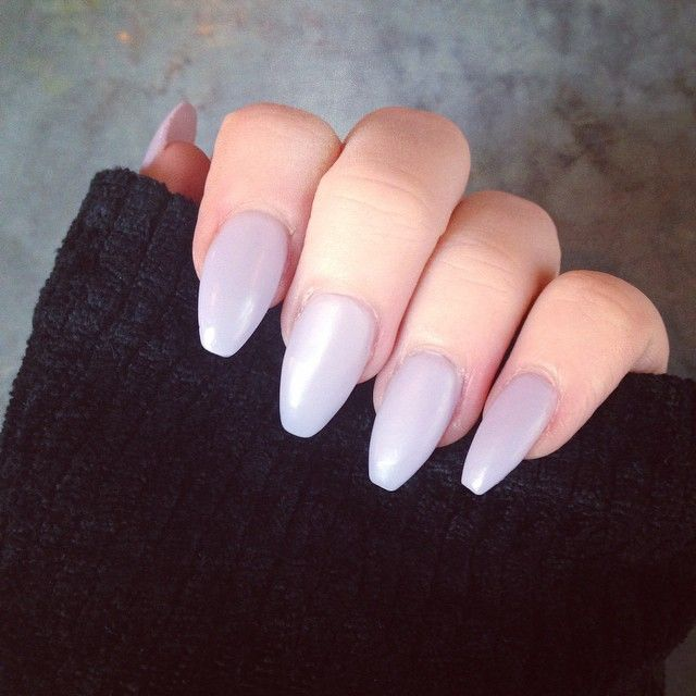 Ellen Atlanta: Square Stiletto Nails
