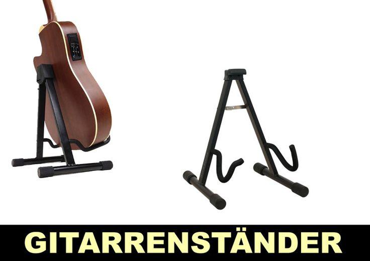 Gitarrenständer kaufen auf http://gitarre-kaufen.net/gitarrenstaender/