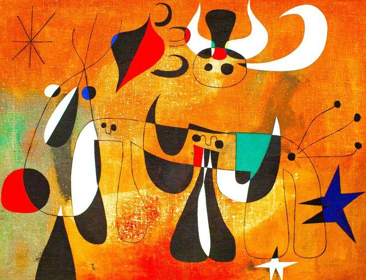 Por Amor al Arte: Joan Miró, testigo y genio del siglo XX.