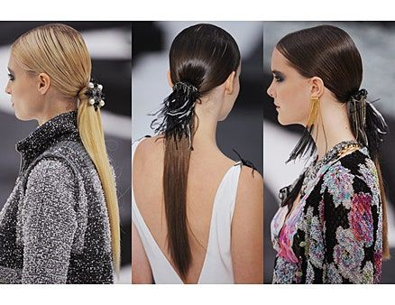 10 easy new hair ideas for summer in 2020  sleek ponytail