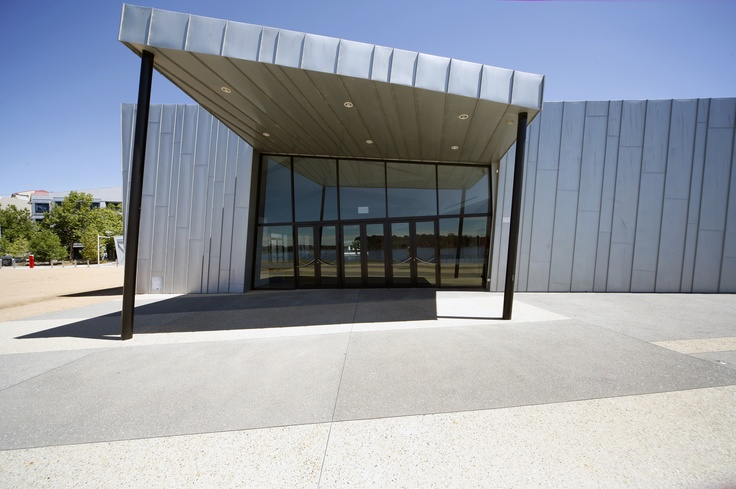 Entry - Belconnen Community Arts Centre