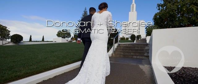 Cinematic teaser to the wedding highlights of Donny and Sheralee. Married Saturday, 8th August 2015 at NZ Hamilton Temple, followed by ring ceremony and reception at Orakei Bay, Auckland, New Zealand. Thank you both for having us capture your epic day!  Congratulations you two :D. For more information, see http://movingfilms.co.nz/donovan-sheralee-cinematic-teaser/