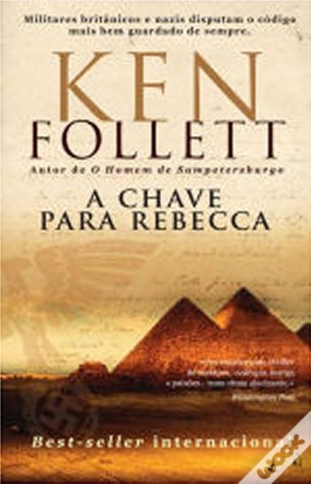 A Chave Para Rebecca, Ken Follett WOOK