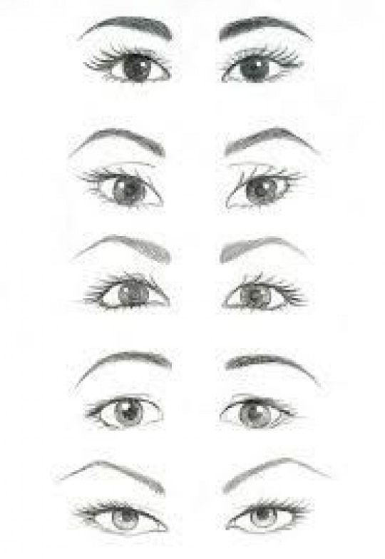 how to draw realistic eyebrows step by step - Google ...