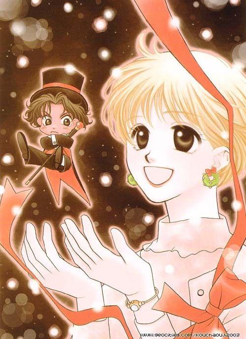 Koucha Ouji _ Hoàng tử hồng trà - 5