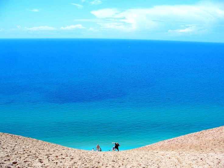Sleeping Bear Dunes, Michigan One of our FAVORITE places!