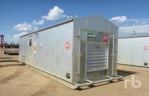 150 KW Generator Mounted in 30' Skid Building