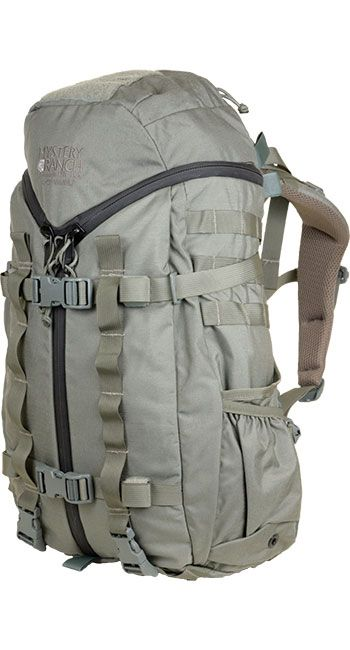 $359.00 3 Day Assault Pack by Mystery Ranch Backpacks. I LOVE this bag. I can pack out photo gear, and clearly it also supports the logistical needs of our fighting men and women as well. These bags are made by AMERICANS in Bozeman Montana.  Get one. Period.